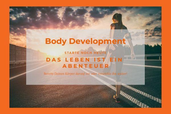 Abenteuer ICH - Body Development